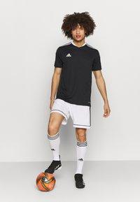 adidas Performance - TIRO 21 - Printtipaita - black - 1