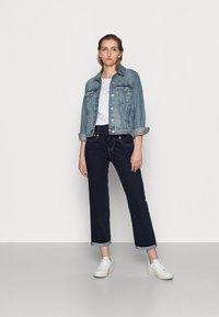 Herrlicher - PITCH-HI-TAP - Slim fit jeans - nocturnal - 1