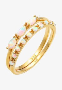 Elli - SET - Ring - gold - 1
