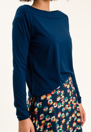 VIVIINA - Long sleeved top - blau