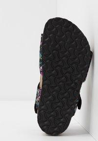 Birkenstock - RIO - Sandals - black - 5