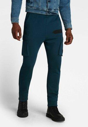 PREMIUM CORE  - Tracksuit bottoms - midnight blue
