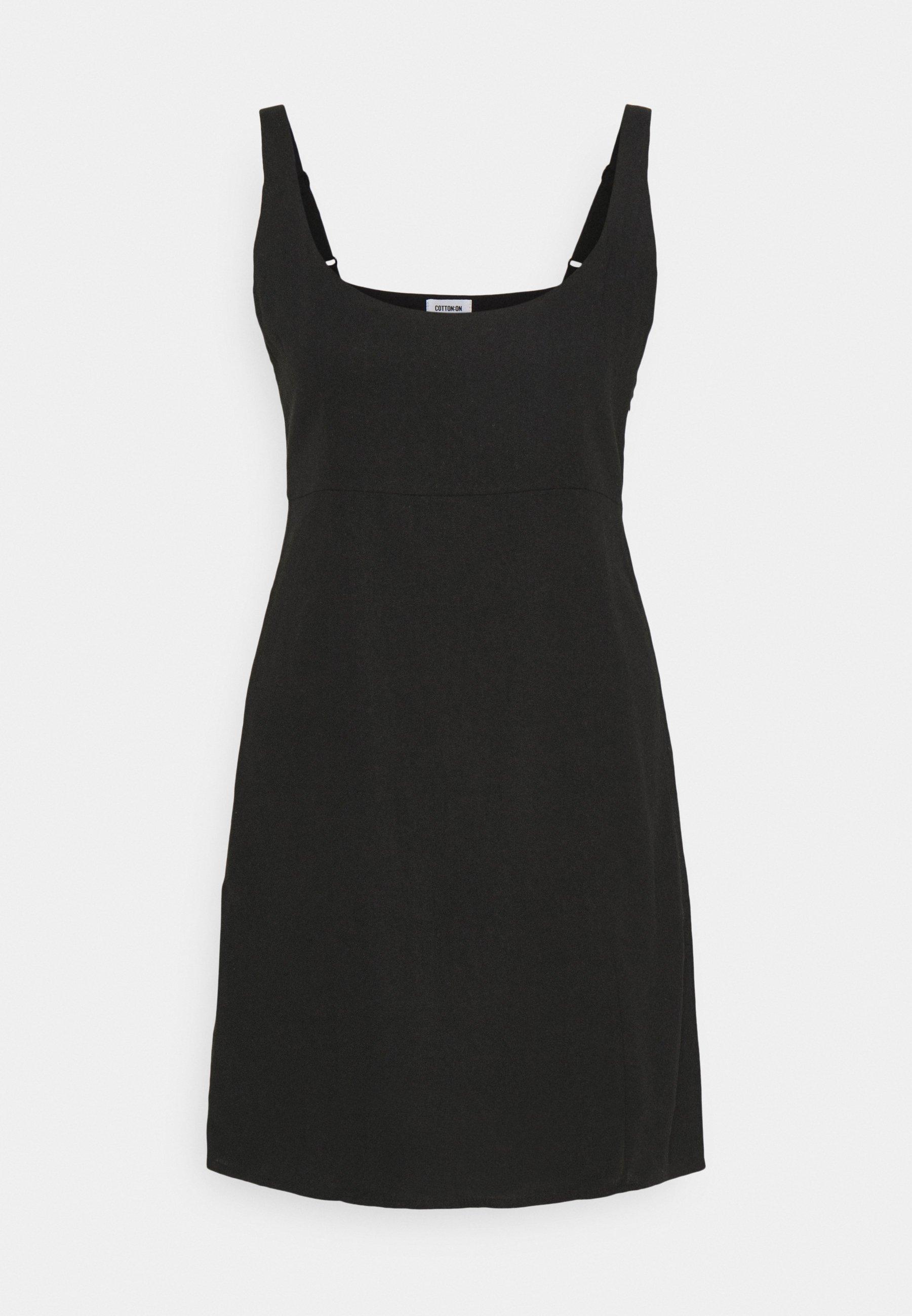Women LIBBY STRAPPY MINI DRESS - Shift dress