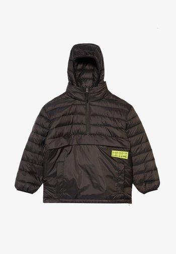HAKAN - Winter jacket - brown darkness