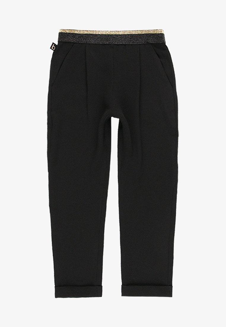 Boboli - Spodnie materiałowe - black
