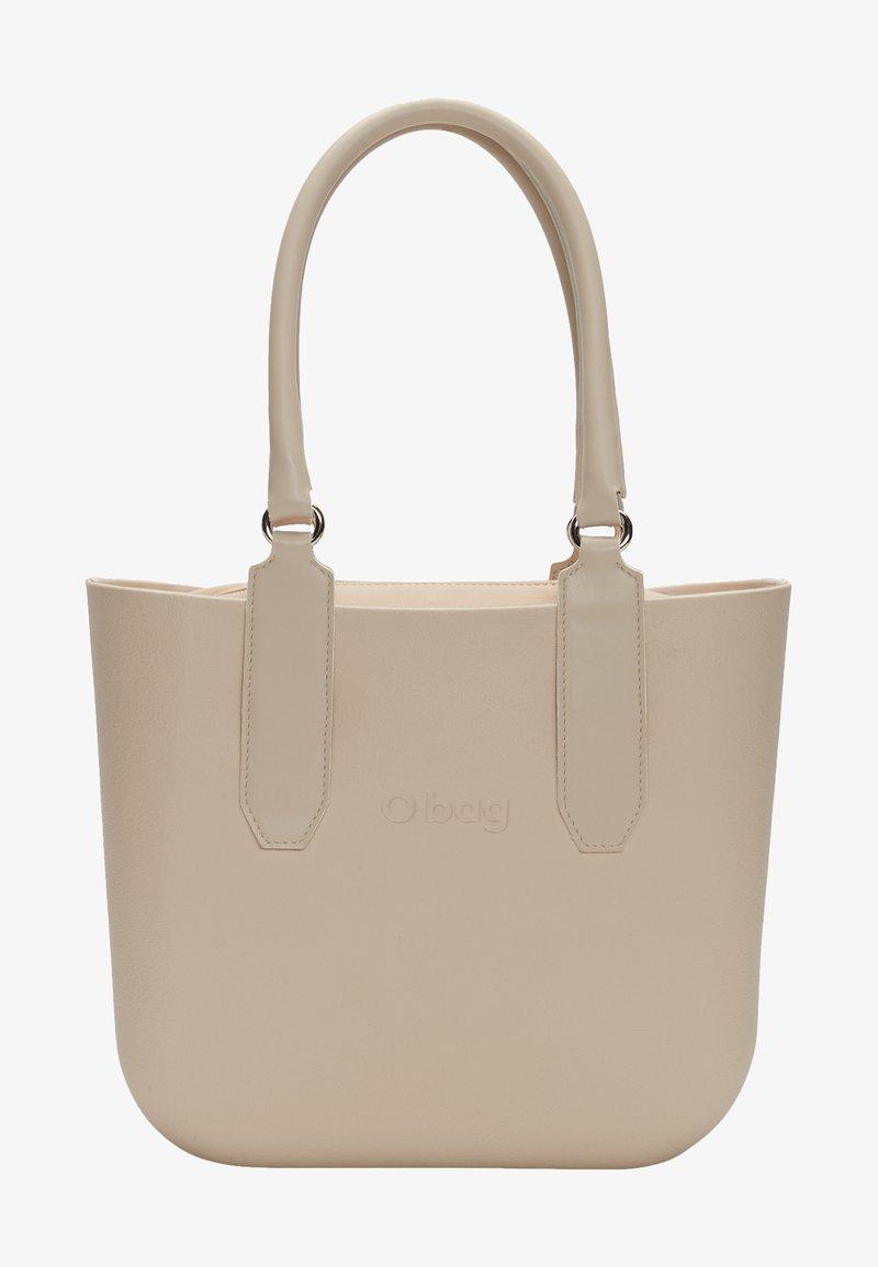 O Bag - Handbag - sabbia