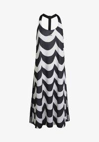 adidas Originals - X MARIMEKKO - Vestido camisero - black/white - 5