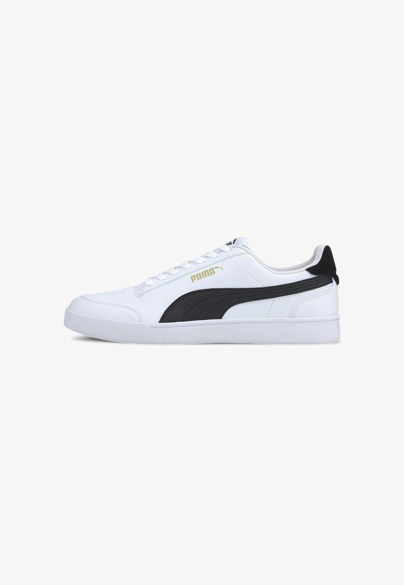 Puma - Sneakers basse -  white-puma black-gold