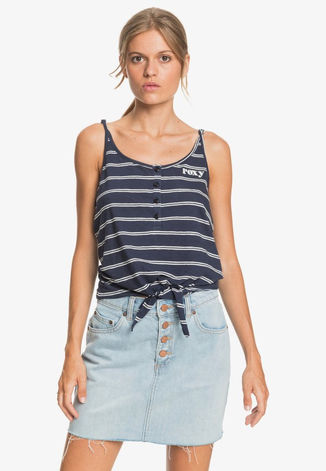FROM ME TO YOU  - Top - mood indigo horiz will stripes