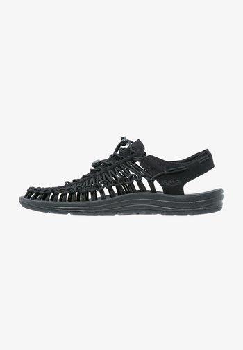 UNEEK - Walking sandals - black