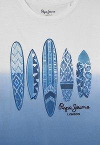 Pepe Jeans - KASPER - Print T-shirt - optic white - 2