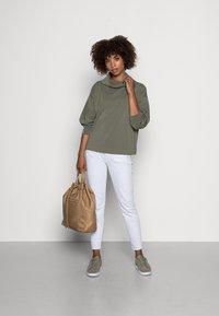 Opus - GRACEY  - Sweatshirt - soft moss - 1