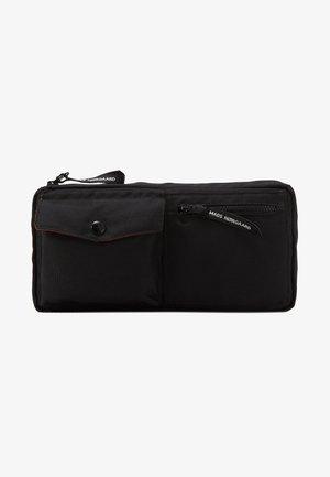 BEL AIR RECY CARNI UNISEX - Bum bag - black