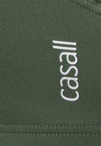 Casall - ICONIC SPORTS BRA - Sports-BH-er med medium støtte - northern green - 6