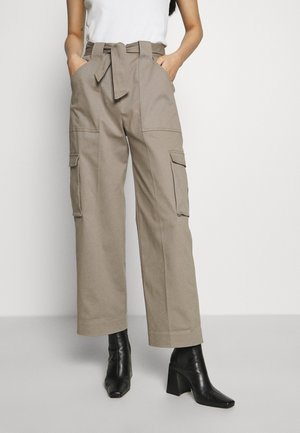 ASHLEY - Trousers - tetley