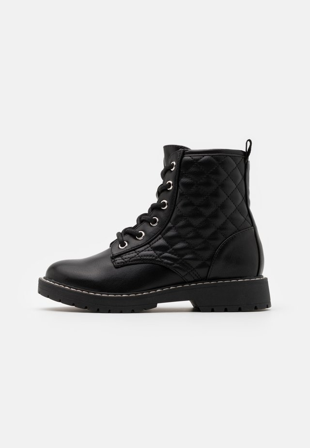 JBETTY - Lace-up ankle boots - black