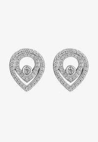 JETTE - Earrings - silver-coloured - 1
