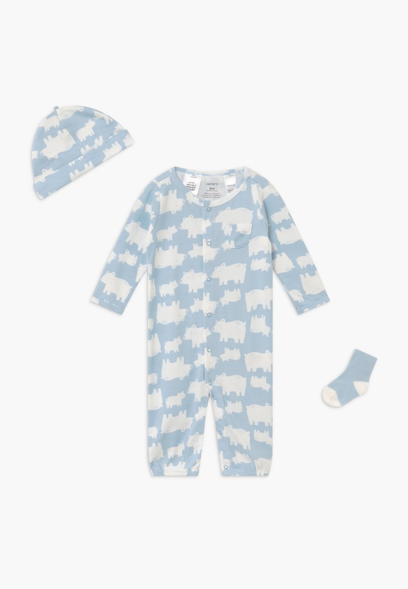 Carter's - BABY SET - Pyžamo - blue