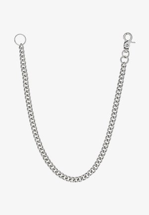 BANDIT JEAN CHAIN - Nøgleringe - silver-coloured