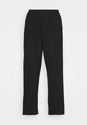 SLFNINNA - Pantalon de survêtement - black
