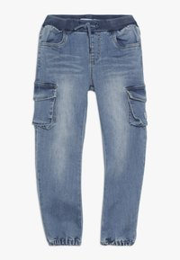 Name it - NMMBOB  - Pantalones cargo - light blue denim - 0