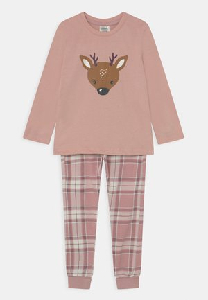 DEER - Pyjama set - light dusty pink