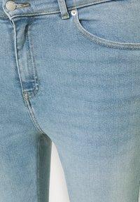 Dr.Denim Plus - LEXY - Skinny džíny - icicle blue ripped - 5