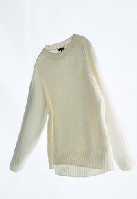 Massimo Dutti - Pullover - beige - 2