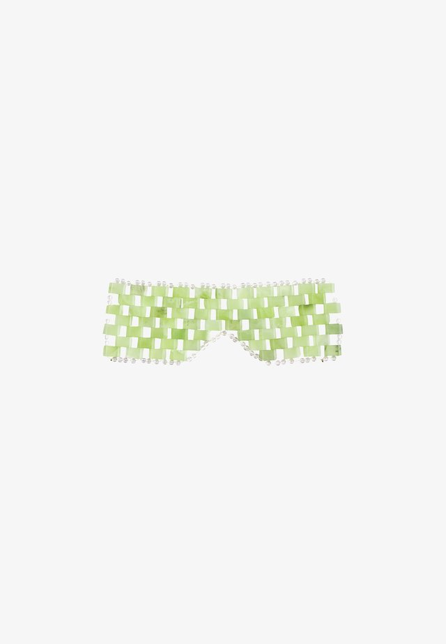 JADE CHI MASK - Accessori skincare - green