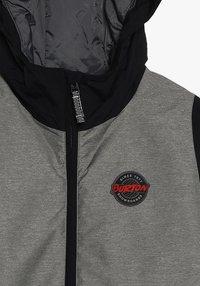 Burton - GAME DAY  - Snowboardjacka - mottled grey/black - 4
