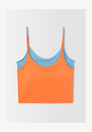 2 PACK - Débardeur - orange