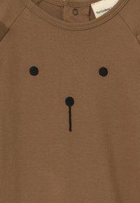 Turtledove - HONEY BEAR BABY - Piżama - honey - 3