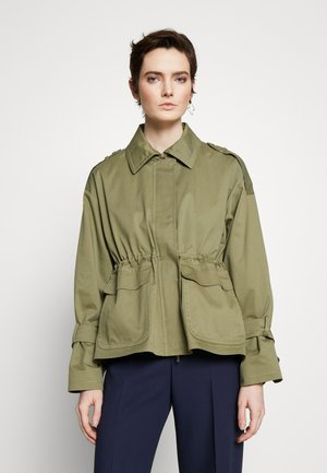 BIRRA - Summer jacket - khaki
