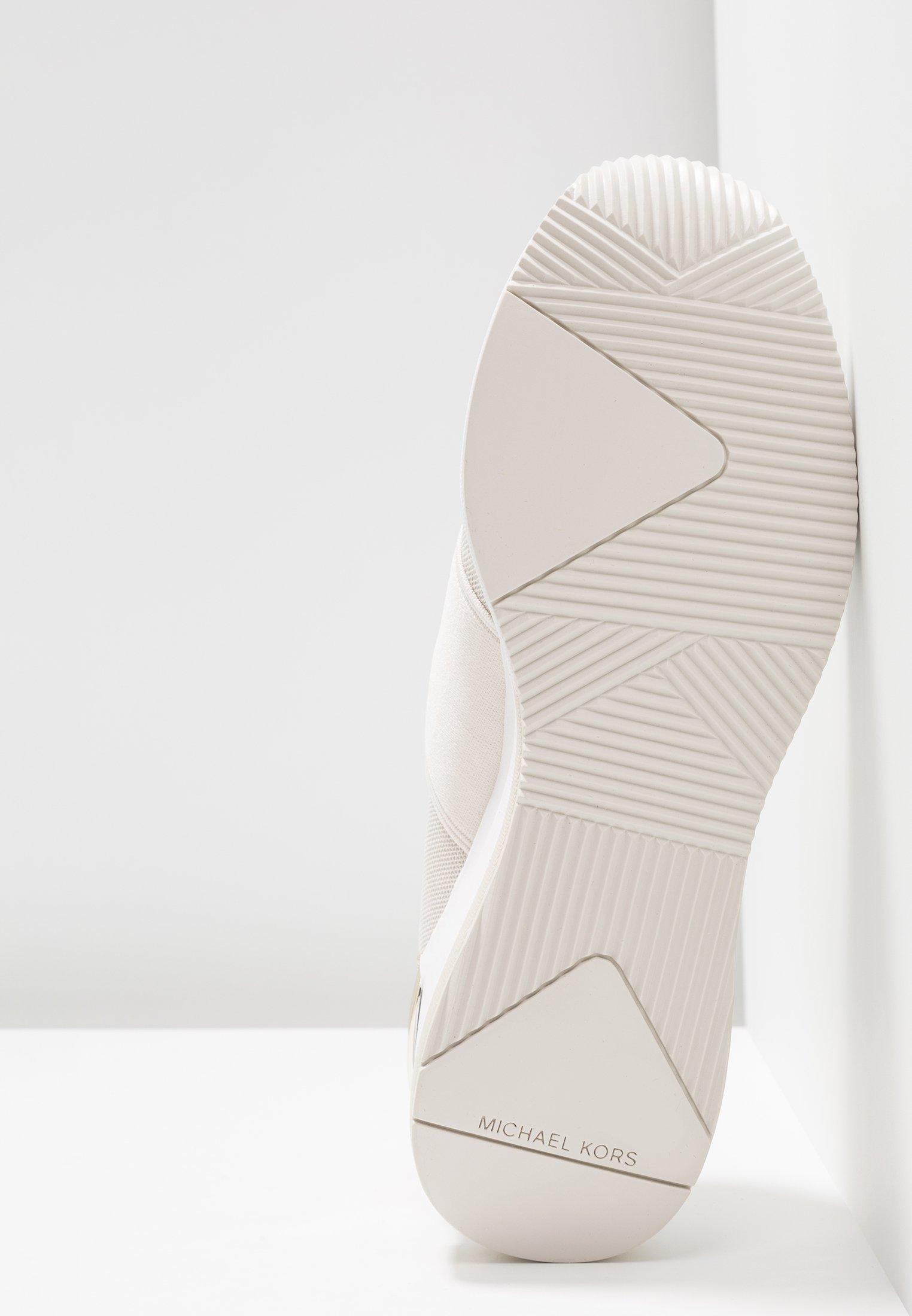 Michael Kors Felix Trainer - Sneakers Cream/pale Gold