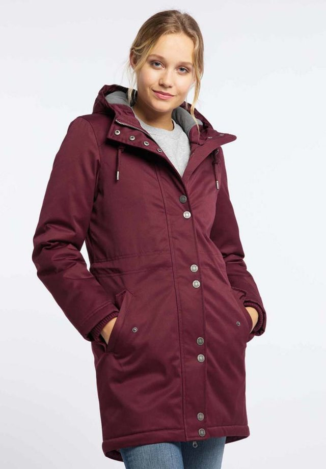 Winter coat - bordeaux