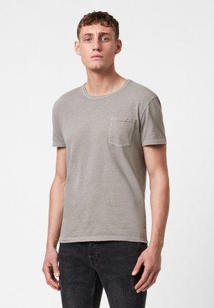 PILOT - Basic T-shirt - grey