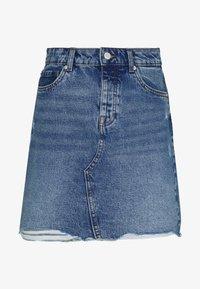 ONLY Tall - ONLSKY SKIRT  - Denimová sukně - light-blue denim - 0
