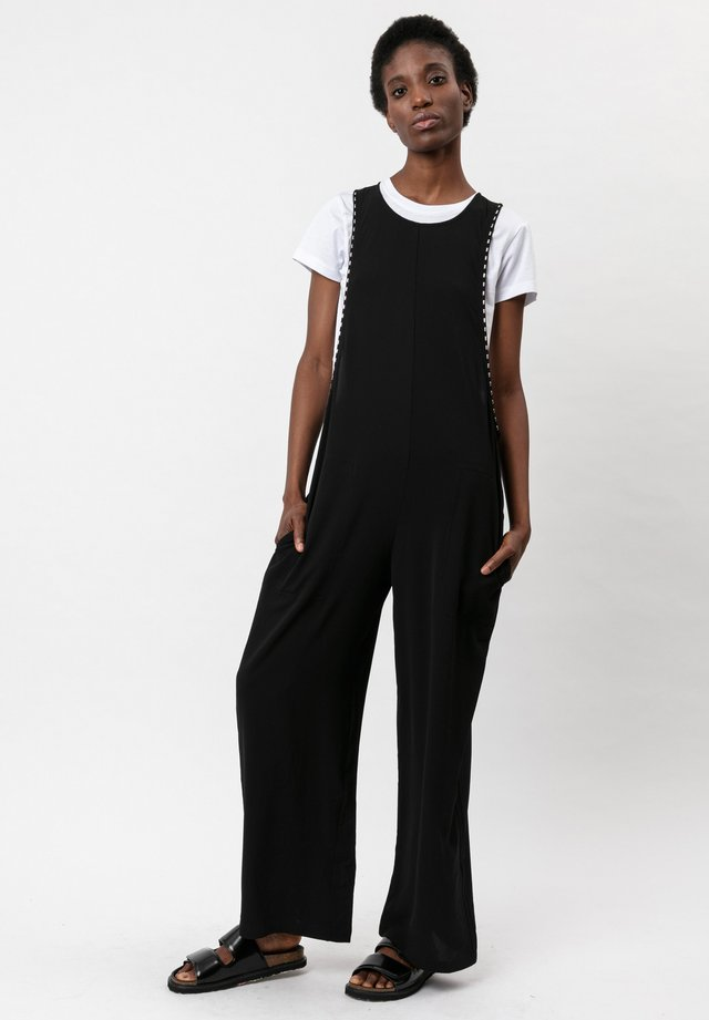 Tuta jumpsuit - jet black