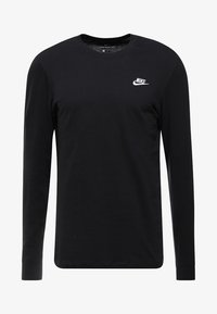 Nike Sportswear - Long sleeved top - black - 3