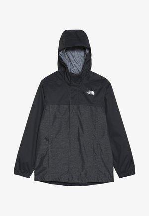 RESOLVE - Hardshell jacket - medium grey heather