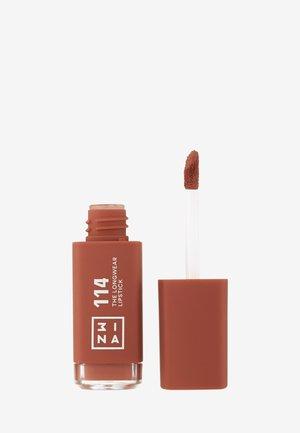THE LONGWEAR LIPSTICK - Liquid lipstick - 114