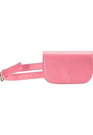GÜRTELTASCHE - Bum bag - light pink