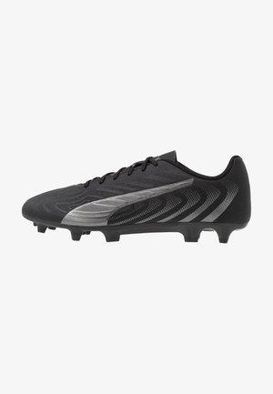 ONE 20.4 FG/AG - Scarpe da calcetto con tacchetti - black/asphalt