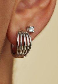 Parte di Me - Earrings - silver-coloured - 2