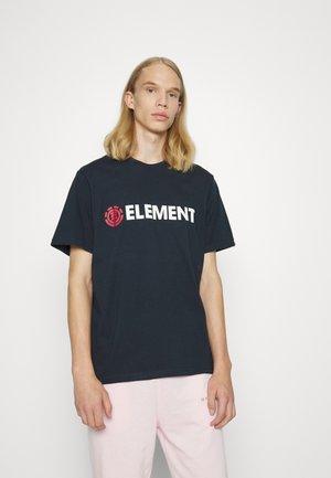 BLAZIN - Print T-shirt - eclipse navy