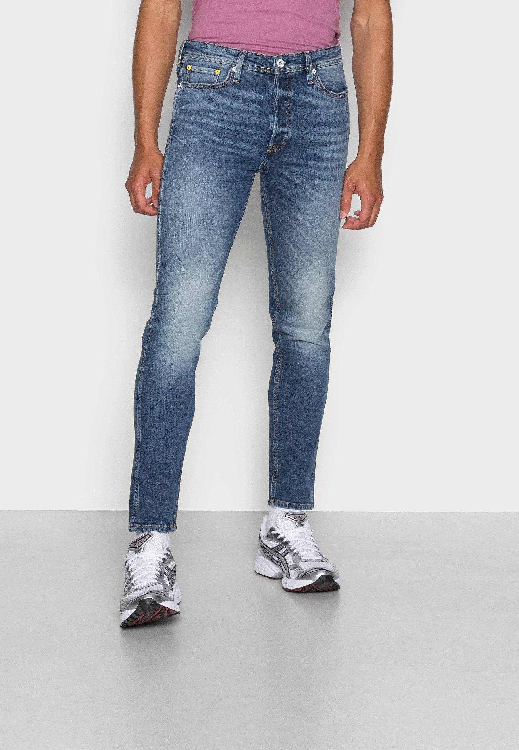 Uomo JJIFRED JJORIGINAL - Jeans slim fit