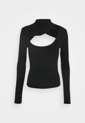 IDA - Long sleeved top - black