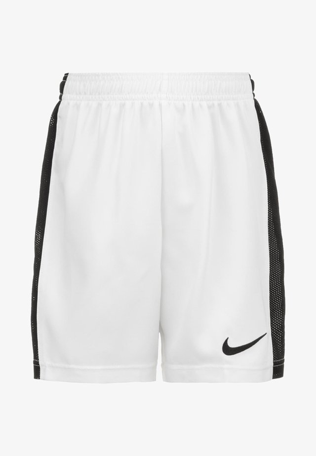 kurze Sporthose - white / black