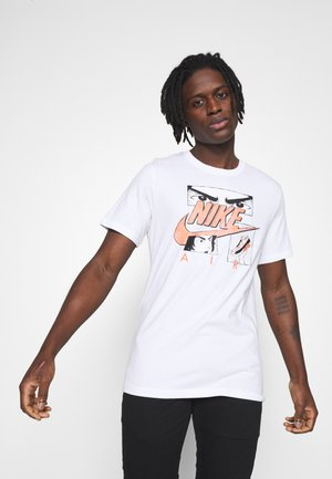TEE MANGA  - Print T-shirt - white