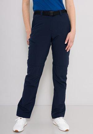 BLOCTON - Trousers - dunkel blau